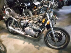 Details about 1982 Yamaha XJ650 Maxim Parts Bike – Sold As Is