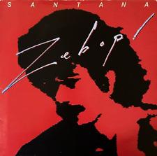 SANTANA - Zebop! (LP) (VG-/G++)