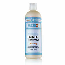 Fresh Dog Natural Oatmeal Conditioner for Dry & Itchy Skin (17 oz.)