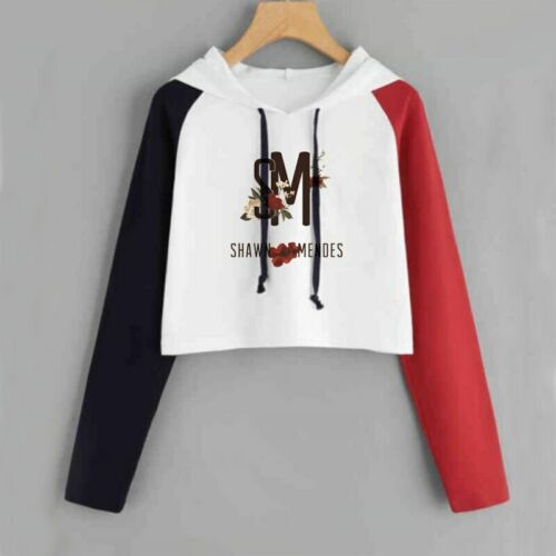 Shawn Mendes  Hoodie Sweatshirt Damen Kapuzenshirt Pullover Mädchen
