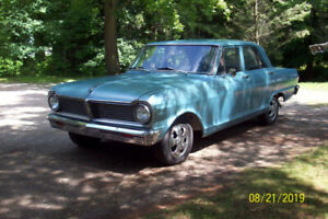 1965 ACADIAN INVADER - LAST CHANCE BEFORE WINTER STORAGE