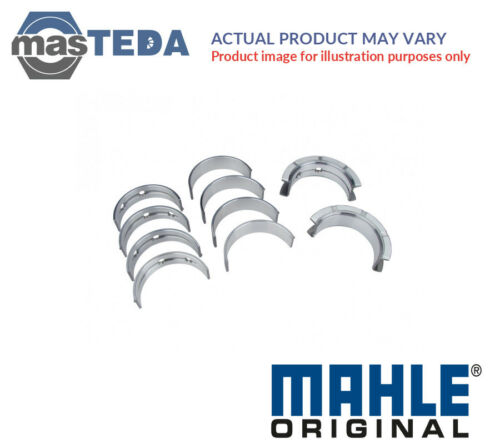 MAIN SHELL BEARINGS SET MAHLE ORIGINAL 081 HS 19400 000 I NEW OE REPLACEMENT