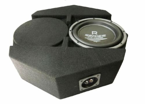 Audio System SUBFRAME R08 FLAT 20cm Gehäuse Subwoofer geschlossenes Gehäuse 150W