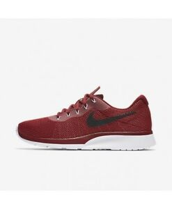 3c416460664a NEW Men s Nike Tanjun Racer Team Red White Black 921669-600 Shoes ...