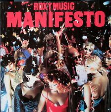 *NEW* CD Album Roxy Music - Manifesto  (Mini LP Style Card Case)