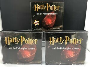 Harry-Potter-and-the-Philosopher-039-s-Stone-CD-Audiobook-Complete-Unabridged