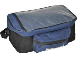 Details About Insulated Bicycle Handlebar Bag Bike Cycle Front Pannier Map Holder 300mmx150mm