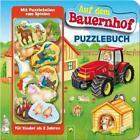 Puzzlebuch - Auf dem Bauernhof (2015, Gebundene Ausgabe)