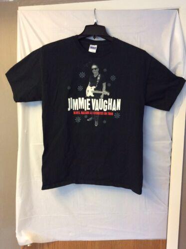 "Jimmie Vaughn Shirt. ""Blues, Ballads, Favorites  O"
