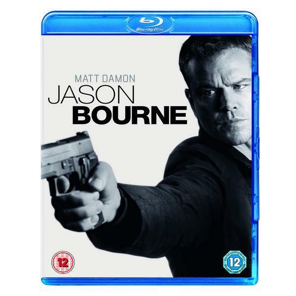 Blu-ray - Jason Bourne  - Universal Pictures