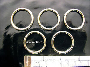 Metal-Ring-Welded-25mm-1inch-Internal-Diameter-Five