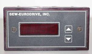 Dart Sew-Eurodrive Digital Tachometer DM8000-5-L1148 ++ NICE ++