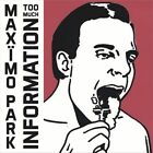 Too Much Information [Bonus Disc] by Maxïmo Park (CD, Feb-2014, 2 Discs, Daylighting)