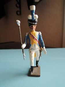 figurine-plomb-tambour-major