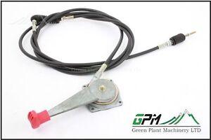 JCB PARTS THROTTLE CABLE FOR JCB - 910/45400 *