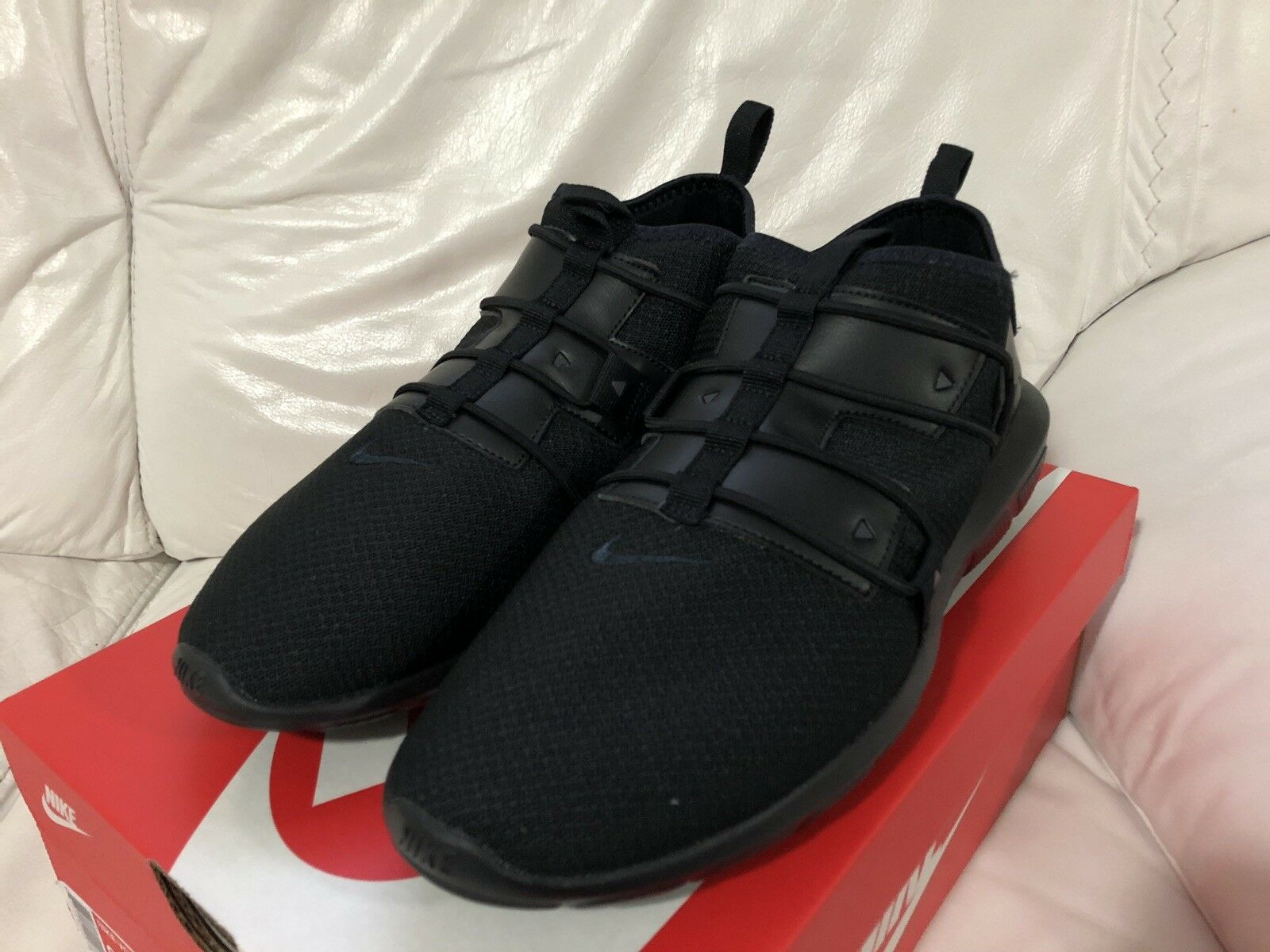 Nike Vortak Black Anthracite Men's Size 9.5 New