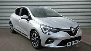 2020 Renault Clio 1.0 TCe Iconic (s/s) 5dr Hatchback Petrol Manual