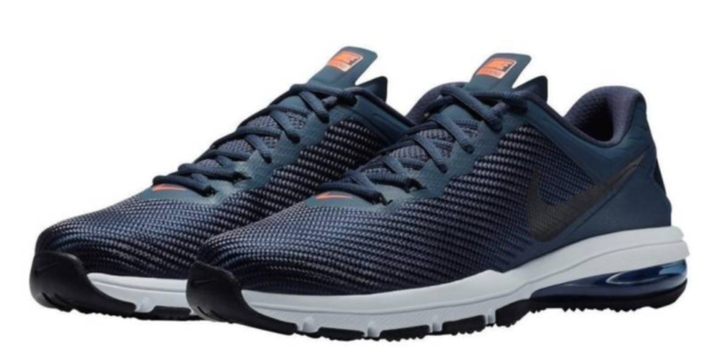 Nike NIKE men training shoes AIR MAX FULL RIDE TR 1.5 869,633 016 Coorg lei Air Max fitness shoes %off