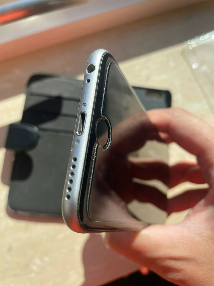 iPhone 6S, 64 GB, grå