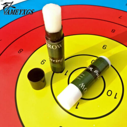 1pcs Archery Bow String Wax Protector Bowstring Compound Recurve Bow Hunting