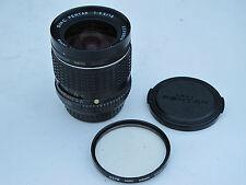 """RARE Pentax SMC 18mm f:3.5 K mount lens with filter/caps """"LQQK"""""""