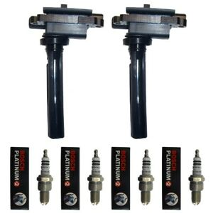 ADP-Ignition-Coil-Set-of-2-Set-of-4-Bosch-Spark-Plugs-4306