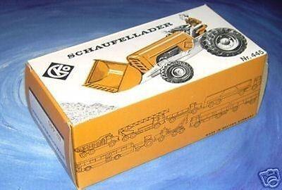 Spielzeug Autos & Lkw Hingebungsvoll Repro Box Cko Nr.445 Schaufellader In Vielen Stilen