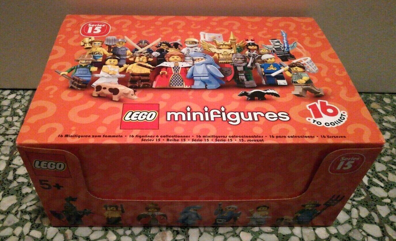 Lego 71011 Box Minifigures Series 15  nouveau SEALED MISB RARE  qualité de première classe