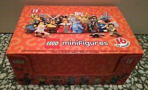 Lego 71011 Box Minifigures Serie 15 Nouveau Sealed Misb Rare