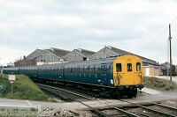 British Rail 5115 4 EPB Strawberry Hill 1980 Rail Photo