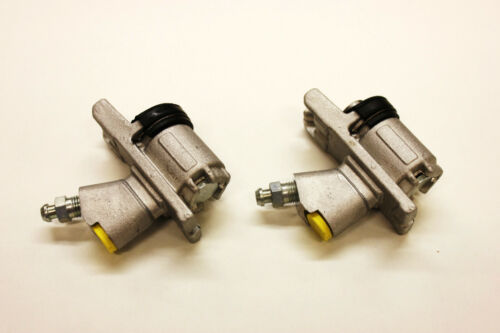 PAIR OF REAR WHEEL CYLINDERS FOR THE STANDARD 8 /& 10 1958 ON