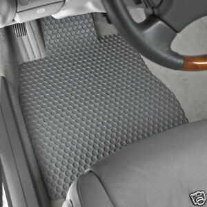 Acura TL Rubber All Weather - 2006 acura tl floor mats