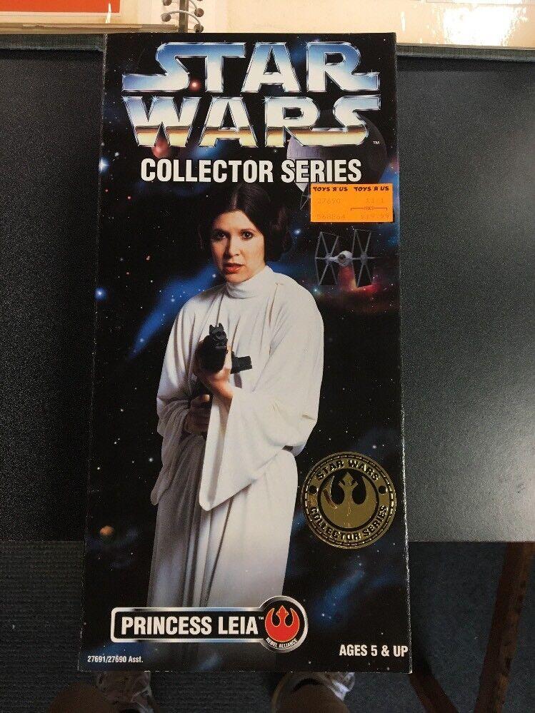 Star wars - serie prinzessin leia 12  - action - figur kenner 1996 b49