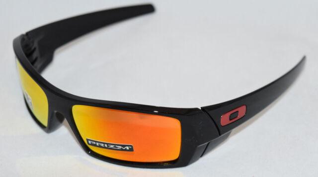 ba293e0e9eb ... cheap oakley gascan sunglasses polished black frame prizm ruby lenses  oo9014 44 2053b ce1a2