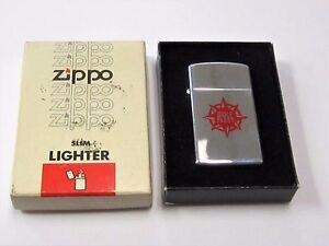 1979-Zippo-Lighter-Gulf-Fleet-New-in-Original-Box-w-Papers-Mint-Condition