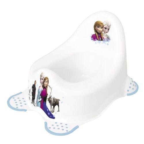 Keeeper Frozen Babytopf mit Anti-rutsch-Funktion weiß