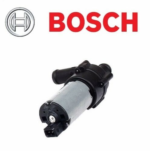 Bosch Brand NEW Engine Auxiliary Water Pump Audi /& VW 0 392 020 039