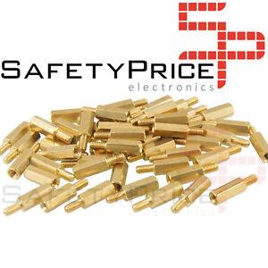 Lote-5x-separador-hexagonal-M3-5mm-macho-hembra-Arduino-Robot-PCB-Spacer-SP