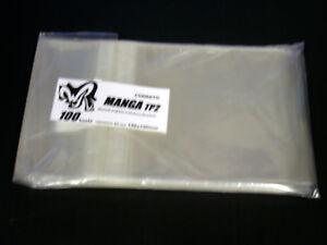MANGA TP2 - WR BUSTE pacco da 100 - Berkerk coll.,Arms, Blame, Topolini nuovi