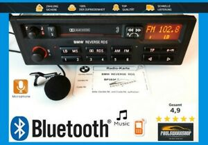 Original Bmw Reverse Rds Bluetooth Musicstreaming Mic