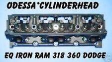 NEW EQ IRON RAM DODGE 318 360 MAGNUM OHV CYLINDER HEAD NO CORE