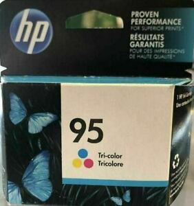 HP #95 C8766WN Color Ink Cartridge Genuine New