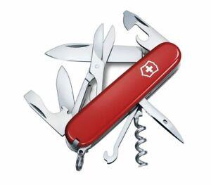 Swiss Army Victorinox Climber Pocket Knife Multi Tool