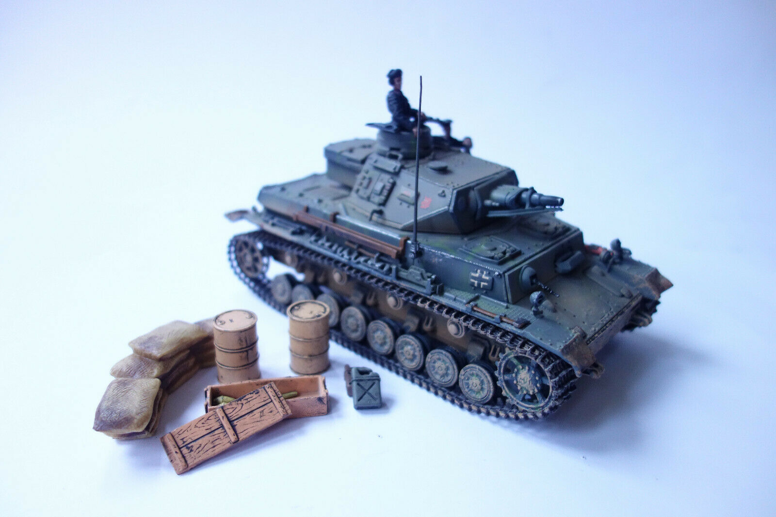 Unimax Forces of Valor Miniature Gerhomme Panzer IV  Exéc. F, 1 32 80017  magasin discount