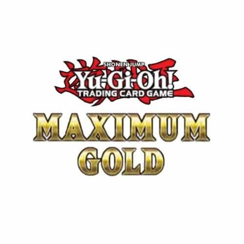 MAGO-EN044 Polymerization1st EditionPremium Gold Rare YuGiOh Trading Card