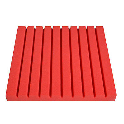 50x50x2cm High-density Wedge Acoustic Foam Soundproof Sound Absorption Panel