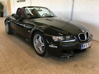 BMW Z3 3,2 M Roadster,  2-dørs