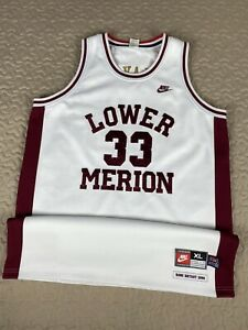 Details about Kobe Bryant Nike Lower Merion High School Jersey Mens XL USA Authentic