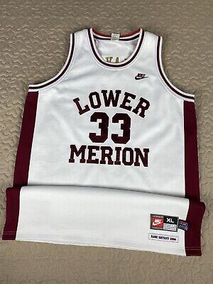Kobe Bryant Nike Lower Merion High School Jersey Mens XL USA Authentic | eBay