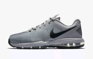 Details about Nike Air Max Full Ride TR 1.5 Cool Grey Black Stealth Men's Trainers Size 9 Bnib